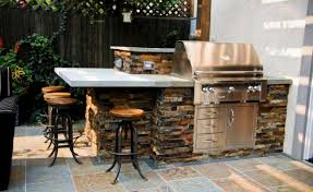 rustic outdoor kitchen designs images u2013 home improvement 2017