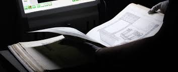 Wide Format Scanning And Archiving Book Scanning Service Genus Archive Digitise