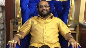 guinness record nashik man u0027s rs1 3 cr golden shirt is world u0027s