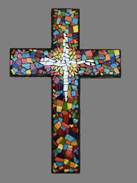 miscellaneous for sale custom mosaic china tile wall cross