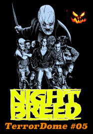 halloween horror nights 1990 the terrordome podcast episode 05 halloween episode nightbreed