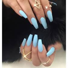 best 25 sky blue nails ideas on baby blue nails