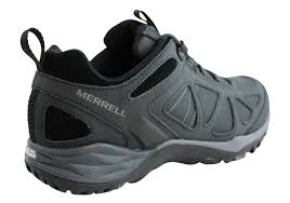 merrell siren q2 leather waterproof comfort womens hiking shoes