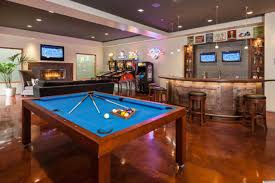 sports bar interior design