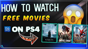 how to watch free movies on the ps4 without paying 2017 youtube