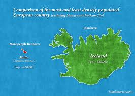 Map Of Mediterranean Countries Habitat Map Of Iceland Vivid Maps