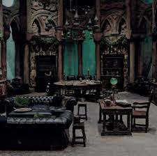 Gothic Living Room Gothic Dining Room Medieval Dining Room This Is A Very Dark Gothic