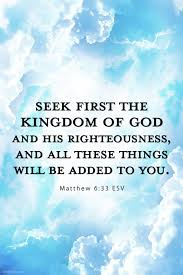 Seeking Where The Things Are Seek The Kingdom Of God Pictures Photos And Images For