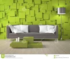 Wall Furniture by Sun Room With Green Wicker Furniture Stock Photos Image 15757223