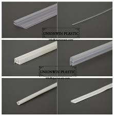 Plastic Strips For Shower Doors Shower Door Weather Stripping Shower Room Plastic Fitting Pvc