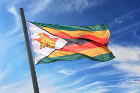 Flag Of Zimbabwe Bitcoin Prices Reach 13 500 In Zimbabwe Following Military Putsch