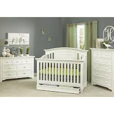 baby cache harbor convertible 4 in 1 crib in white finish baby