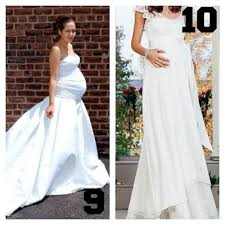 wedding dresses maternity 10 seriously gorgeous maternity wedding dresses everydayfamily