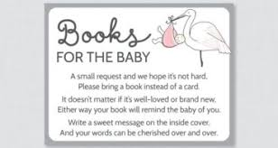bring book instead of card to baby shower book instead of card baby shower photo baby shower