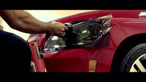blacked out tail lights legal how to tint car headlights youtube