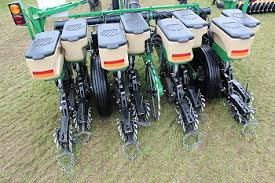 Great Plains Planter by Simba Great Plains Twin Row Maize Sowing Raises Yields What U0027s