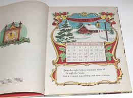 the night before christmas a big golden book clement c