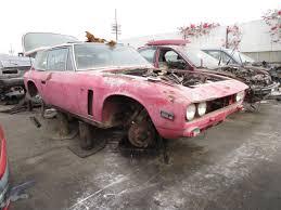 auto junkyard riverside ca junkyard find jensen interceptor the truth about cars