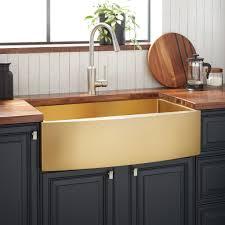 is an apron sink the same as a farmhouse sink 5 modern apron sinks we designnj