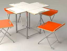 the advantages of folding dining tables made from plastic home