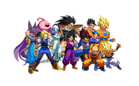 dragon ball extreme butouden assist characters