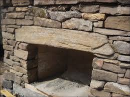 interiors fabulous how to stone a fireplace how to build an