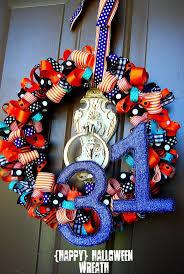Halloween Wreaths Ideas by 165 Best Team Spirit Diy Images On Pinterest Football Parties