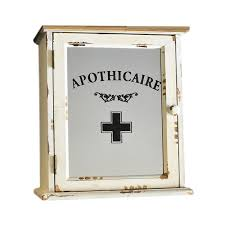 Shabby Chic Bathroom Furniture Brilliant Shabby Chic Bathroom Cabinet Wall Medicine Cabinet