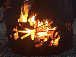 Personalized Fire Pit by About U2013 Backyard Custom Metal Art And Firepits