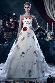 robe de mariã e en couleur robes de mariée couleur le de la mode