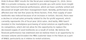 Barnes And Noble Minimum Wage Dd On The Recent Mbs Acquisition From Barnes U0026 Noble Education