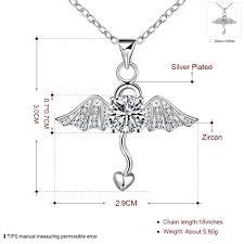 trendy necklace pendants images Necklaces women trendy animal silver plated copper zircon 18 jpeg