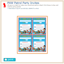 http www nickjr printables paw patrol party invites jhtml