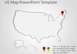 map usa states template powerpoint usa map twenty hueandi co