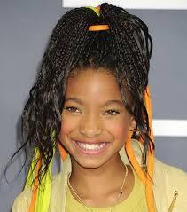 cute african hairstyles with simple braids kids hairstyles braids