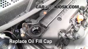 how to add oil honda civic 2006 2011 2007 honda civic lx 1 8l