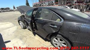 used lexus es 350 for sale in nh parting out 2007 lexus es 350 stock 4055pr tls auto recycling