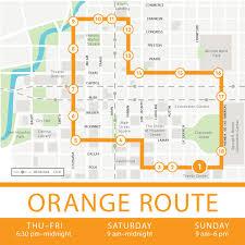 houston event map maps parking