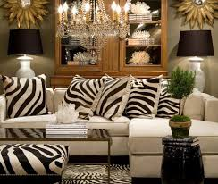 Best Safari Living Room Images On Pinterest Animal Prints - Animal print decorations for living room