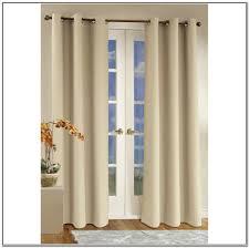 Bamboo Door Blinds Decor Extraordinary Patio Door Blinds Design For Your Home