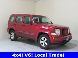 red jeep liberty 2010 used jeep liberty sheffield oh