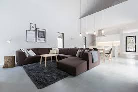 clean lines villa boréale is a clean lines scandinavian inspired modern barn