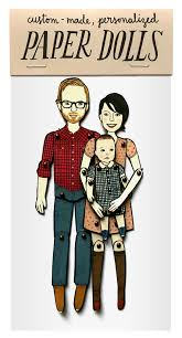 Personalized Keepsakes Personalized Paper Doll S Custom Made To Look Like You Gift