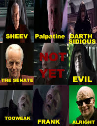 Names Of Memes - he goes by many names prequelmemes