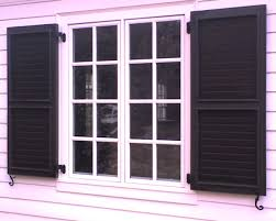 Home Windows Outside Design by Exterior Shutters For Windows Aytsaid Com Amazing Home Ideas