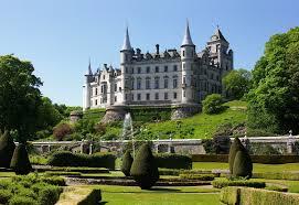 scottish baronial architecture wikipedia dunrobin castle is