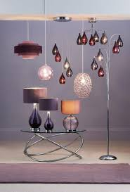 purple table lamps uk xiedp lights decoration