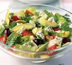 avocado u0026 leaf salad recipe bbc good food