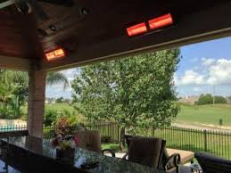 outdoor heating systems outdoor living space design