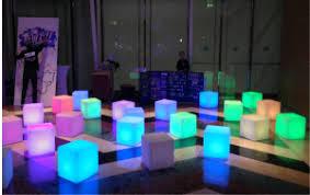 led cubes cubes atlanta l e d party rentals